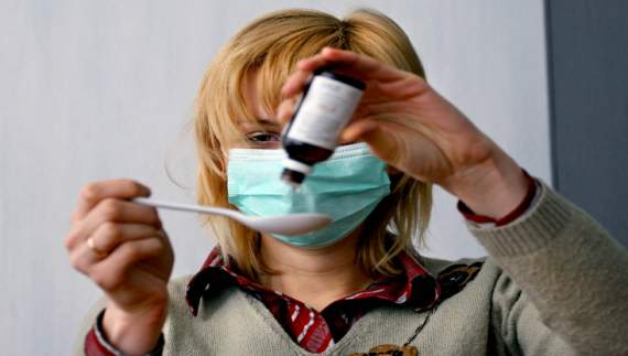 Від грипу в Україні померло вже 46 осіб