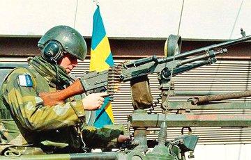 Швеція готується до війни з Росією
