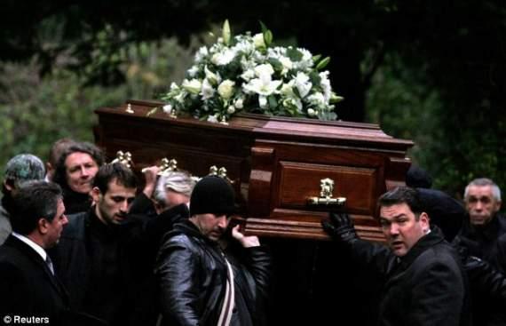 В Уельсі під час похорону випадково включили порно