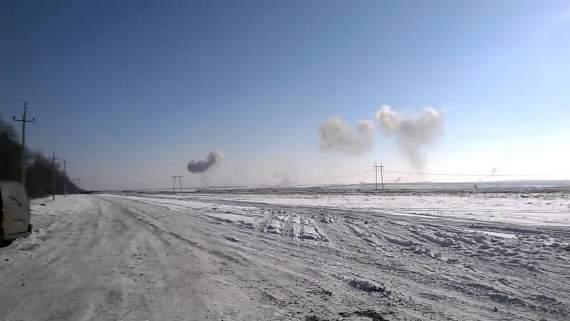 Бойовики готують штурм на Дніпропетровськ (ВІДЕО)