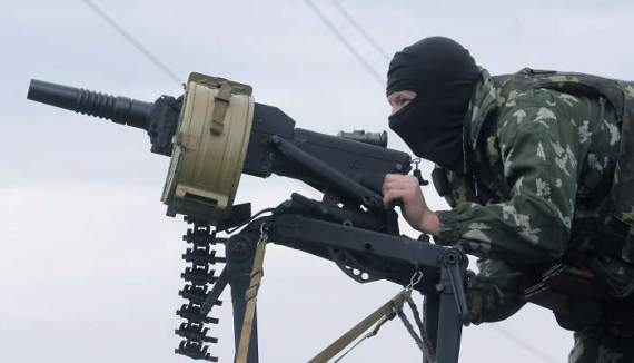 У штабі АТО розповіли про різке загострення ситуації на Донбасі