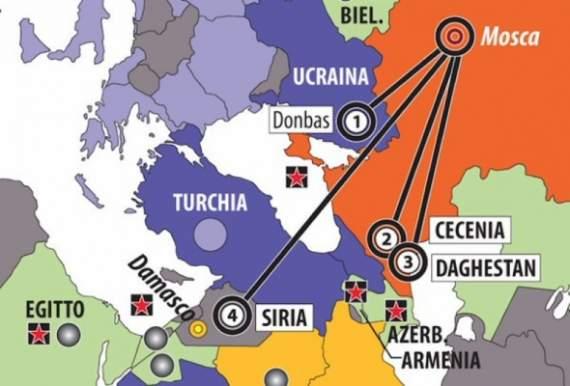 В Италии Крым признали частью России