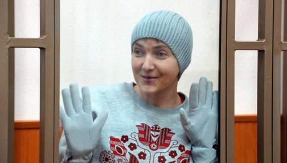 ПАСЕ планирует голодовать в поддержку Савченко