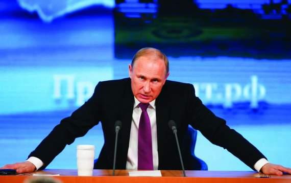 Криминальное сознание Путина