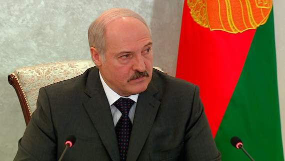 Лукашенко пообещал разобратся с беларусами, которые воевали на Донбассе