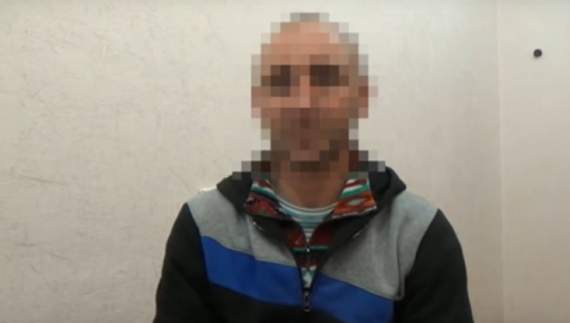 У Попасній працівники СБУ затримали терориста з «ЛНР» (ВІДЕО)