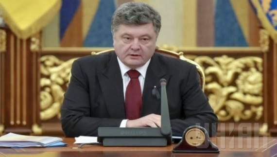 Порошенко не визнав останні Мінські переговори