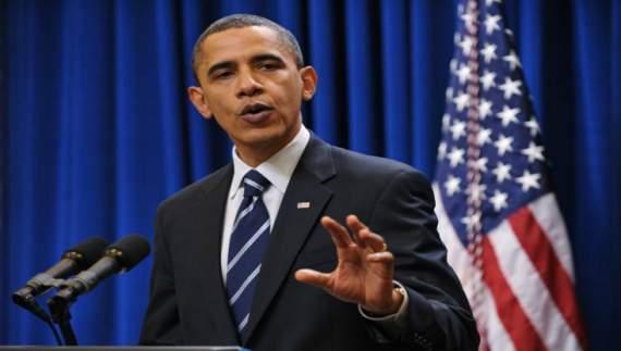 Обама ляпнув, що Росія підтримує Україну та Сирію