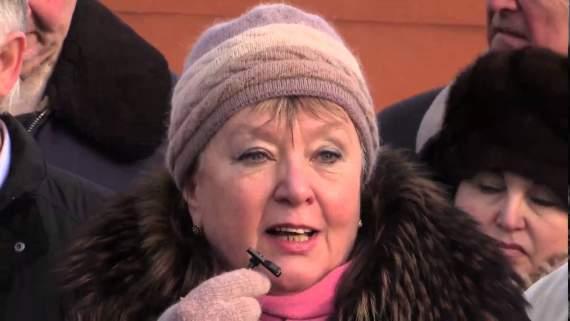 Коммунисты вышли в центр Киева с криками: «За Россию» (ВИДЕО)