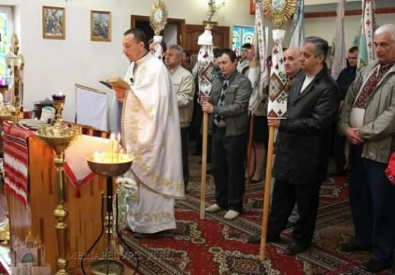 У «ЛНР»  діє греко-католицька церква