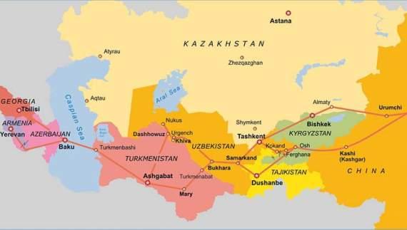 Україні дозволили рейс по «Шовковому шляху»