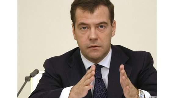 Дмитрий Медведев проккоментировал свой отдых во Флориде