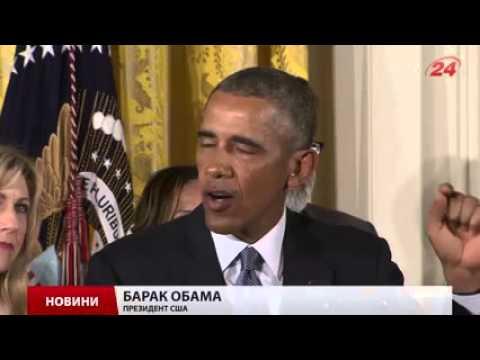 Обама разрыдался в прямом эфире (ВИДЕО)