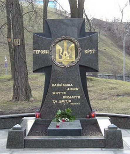 pic-K-R-Kruty monument in Kyiv
