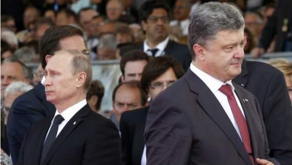 Порошенко звільниться від Путіна, коли дасть Донбасу «особливий статус»