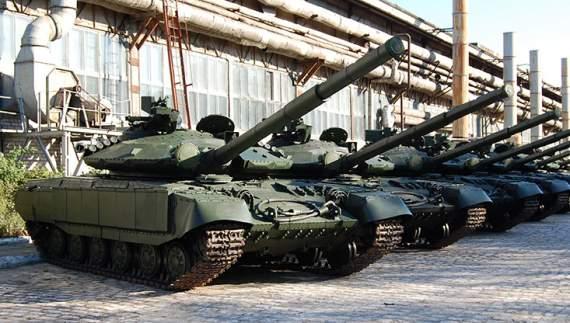 На озброєнні ЗСУ з'явиться танк-робот