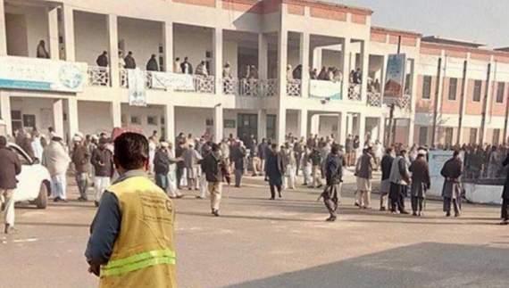 Напад на університет у Пакистані: є жертви
