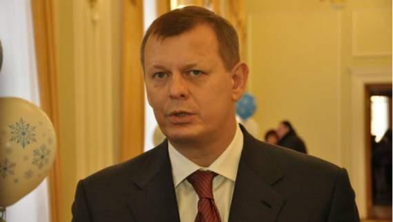 Верховна Рада дала згоду на арешт Клюєва