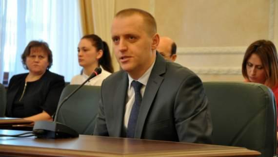 Порошенко звільнив заступника голови СБУ за виступ проти Шокіна