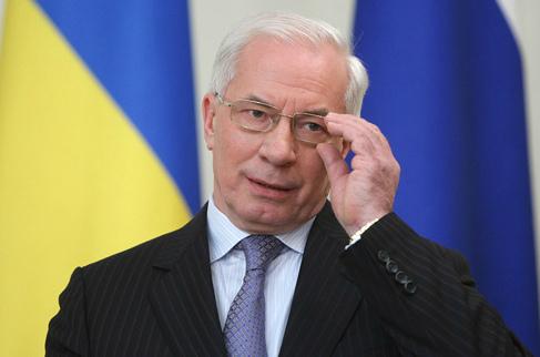 Крим ніколи не входив до складу України — Азаров