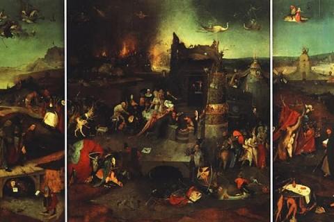 Виявлена нова картина Ієроніма Босха