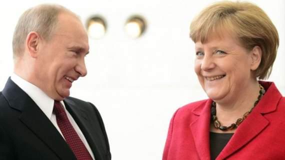 У Кремлі хочуть скинути Меркель