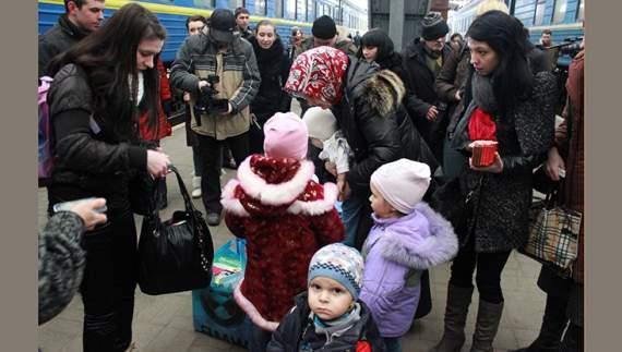 Пограничники установили «таксу» за выезд из Крыма