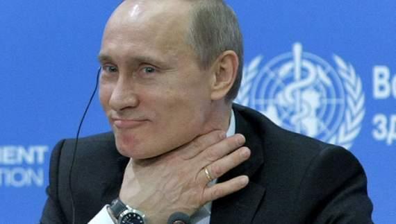 Путин пакует чемоданы с алмазами, — эксперт