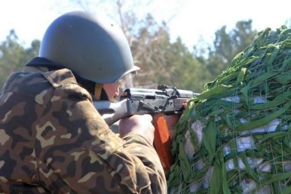 Терористи активізувались по всій лінії фронту, — штаб АТО