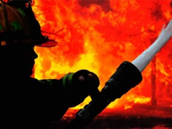 На Одещині у вогні загинула жінка з дітьми