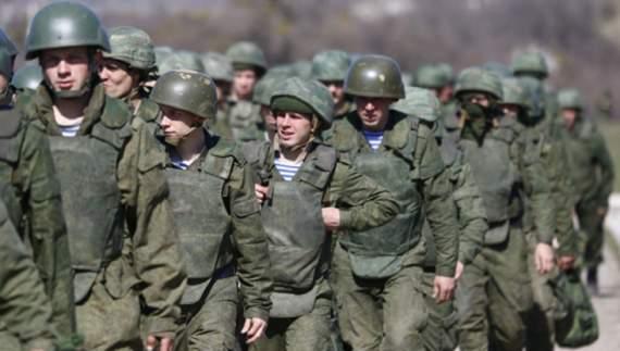 Російські війська привели у бойову готовність