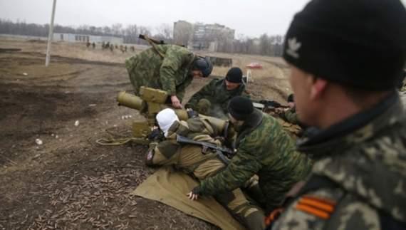 С 20 февраля боевики будут расширять линию фронта, – Клим