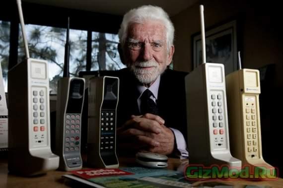 """""""Отцом"""" первого в мире мобильного телефона был сын украинских эмигрантов"""