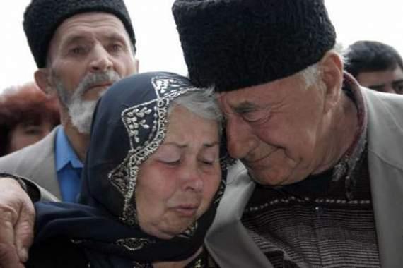 Русские оккупанты устраивают на крымских татар облавы