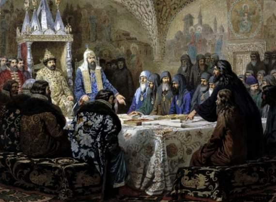 Новости средневековья – cуд разрешил РПЦ вернуть часть долга молитвами