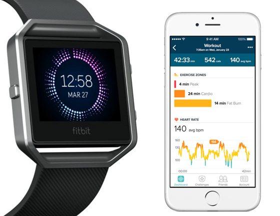 Stylus рассказали о новых смарт-часах Fitbit с мощной спортивной начинкой