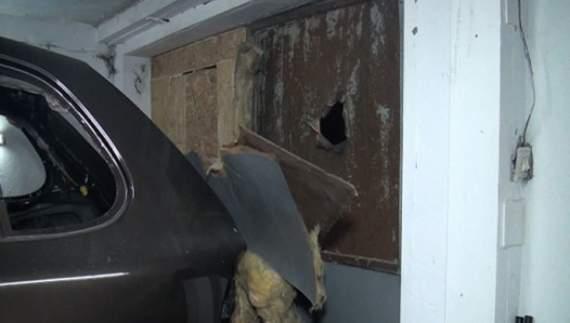 У Києві стріляли з гранатомета