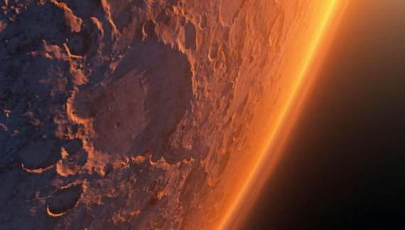 Smithsonian: На Марсі знайшли сліди мікробів