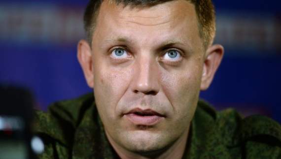 Захарченко раньше продавал окорочка, — боевик «ДНР»