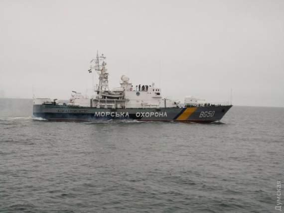 Морпехи ВМСУ усилили остров Змеиный (фото)