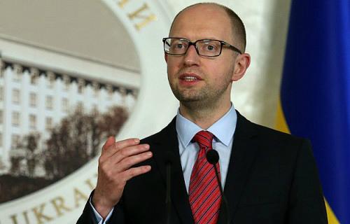 Яценюк зізнався, кого не хоче бачити в уряді
