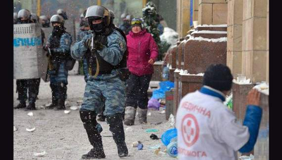 Шокин: «Янукович руководил расстрелом на Майдане»