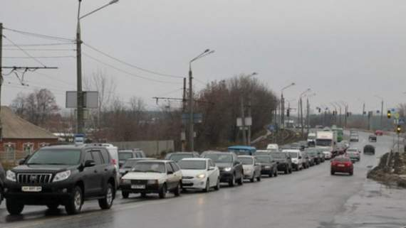 У зоні АТО закривають дорожній коридор
