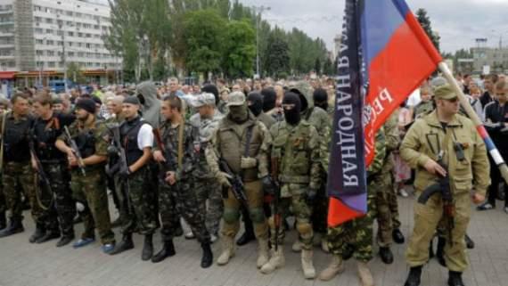 У лавах  «армії ДНР» завелися геї