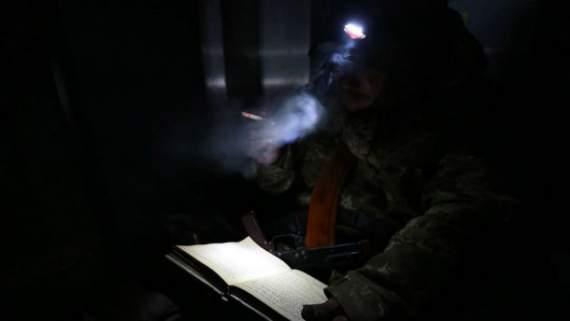 Український військовий вразив віршем про війну на Донбасі