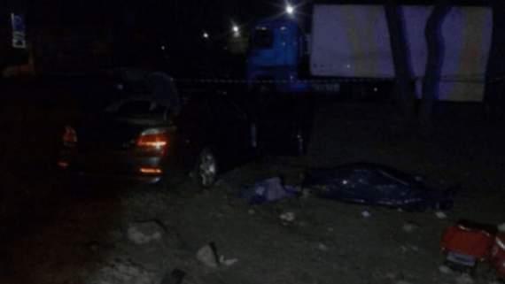 У мережі з'явилося відео смертельної погоні в Києві