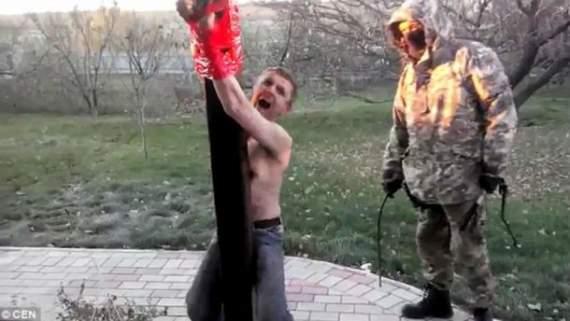 Шокуюче відео з «ДНР» потрапило у світові ЗМІ