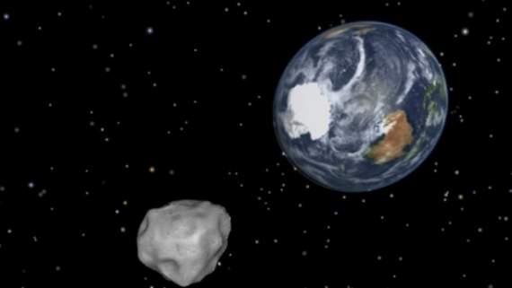 У березні до Землі наблизиться астероїд