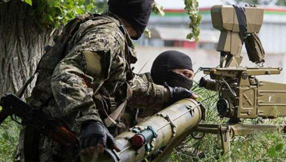 Бойовики гатять по Донецьку з мінометів