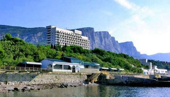 У Криму продадуть санаторій Коломойського